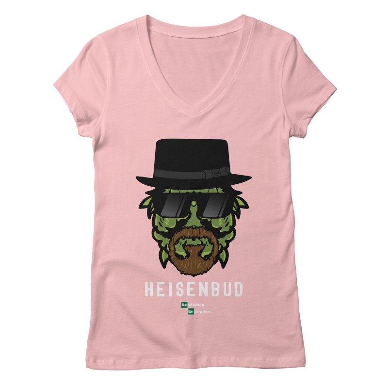 Heisenbud Women's Regular V-Neck by RevolutionTradingCo