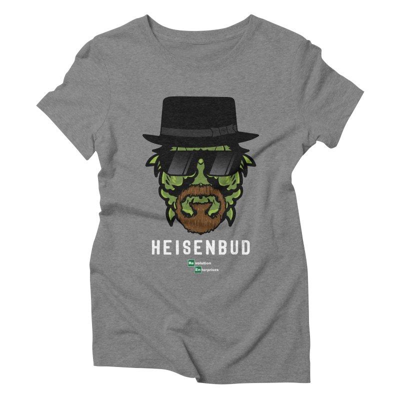 Heisenbud Women's Triblend T-Shirt by RevolutionTradingCo