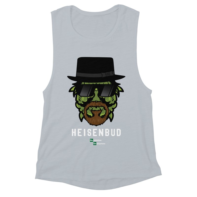 Heisenbud Women's Muscle Tank by RevolutionTradingCo