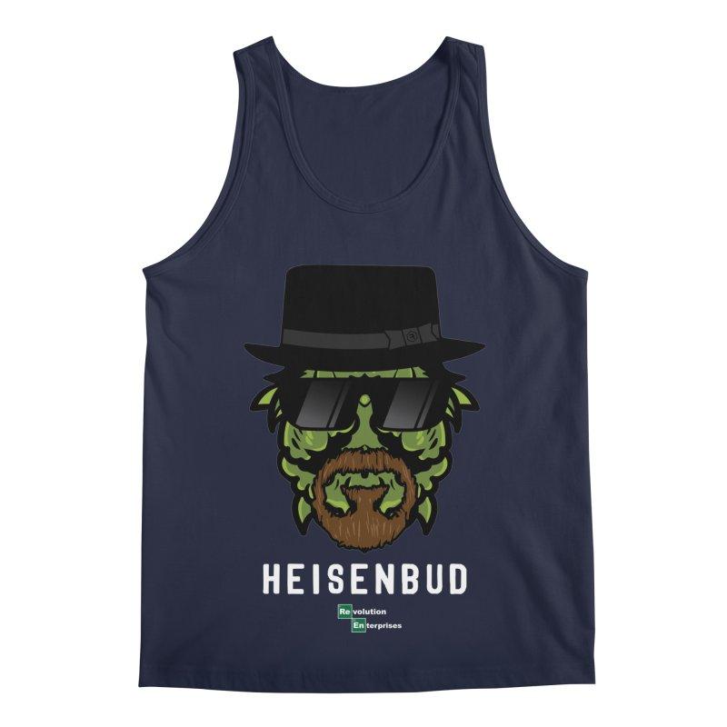 Heisenbud Men's Regular Tank by RevolutionTradingCo