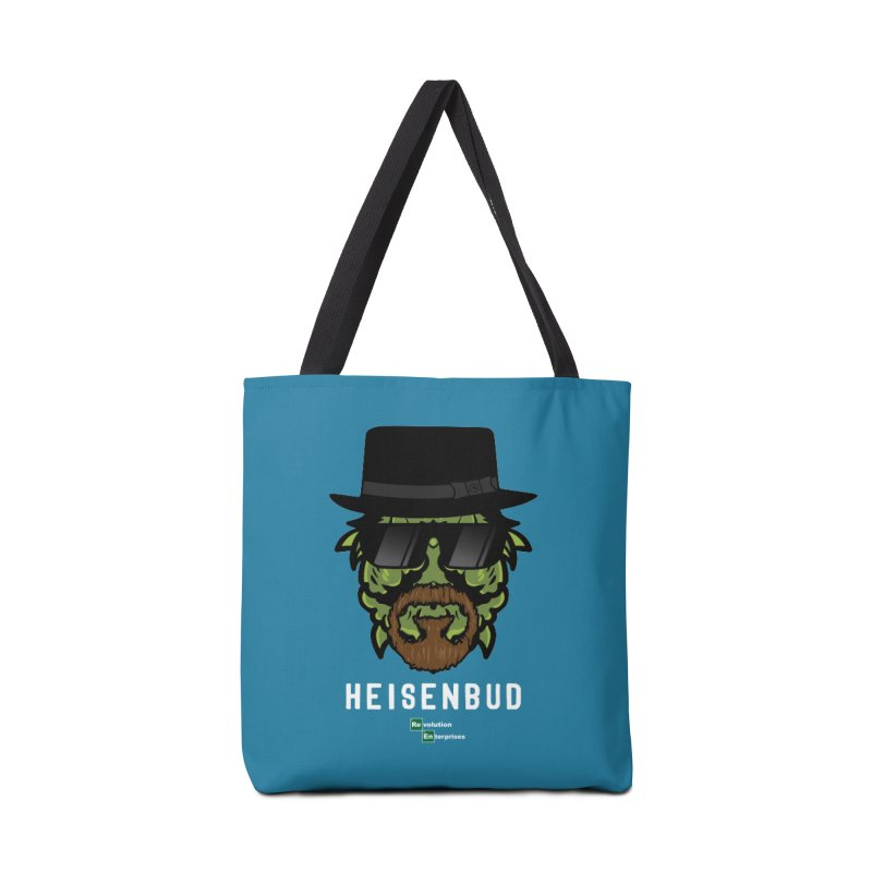 Heisenbud Accessories Tote Bag Bag by RevolutionTradingCo