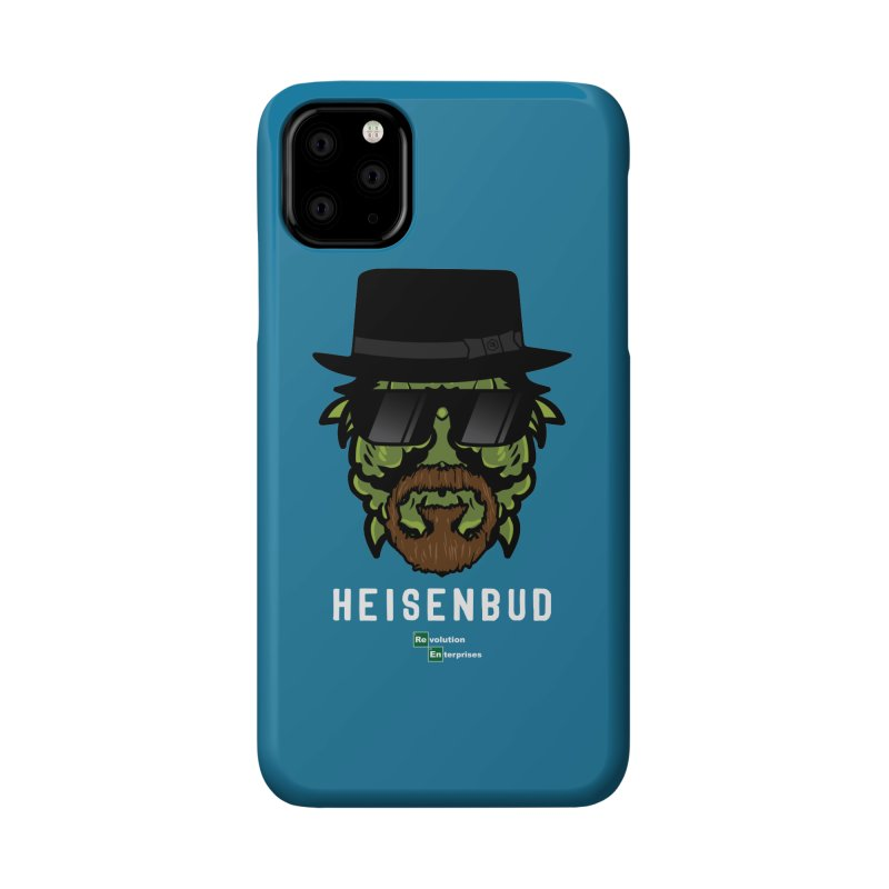 Heisenbud Accessories Phone Case by RevolutionTradingCo