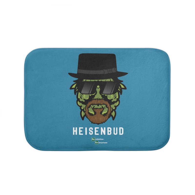 Heisenbud Home Bath Mat by RevolutionTradingCo
