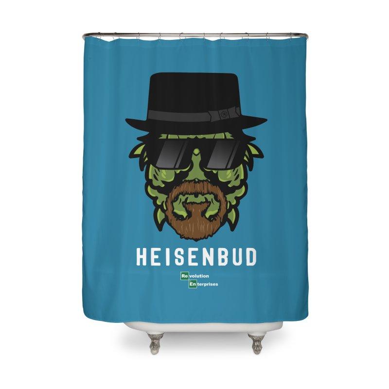 Heisenbud Home Shower Curtain by RevolutionTradingCo