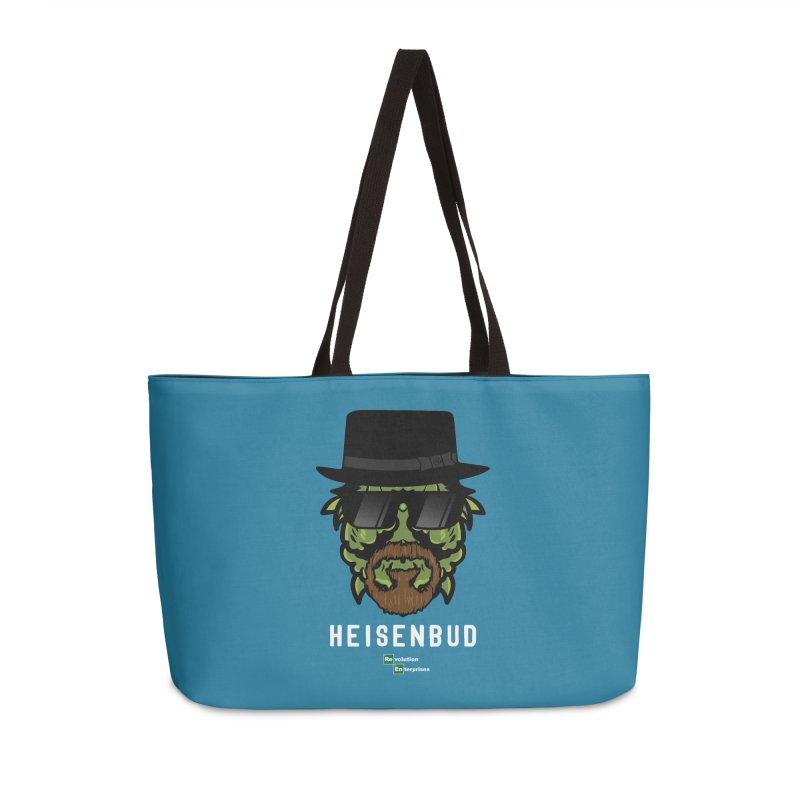 Heisenbud Accessories Weekender Bag Bag by RevolutionTradingCo