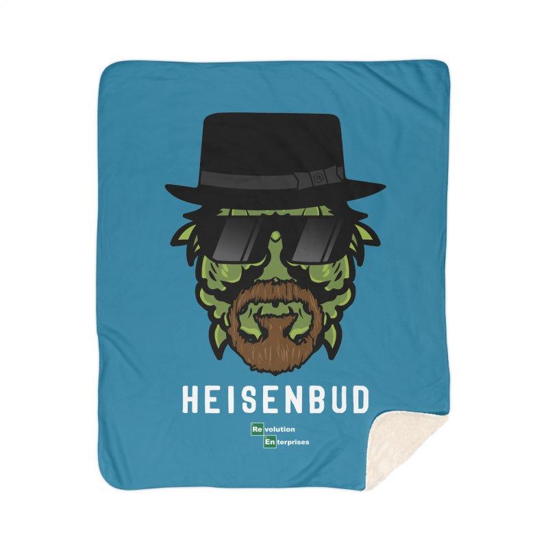 Heisenbud Home Sherpa Blanket Blanket by RevolutionTradingCo