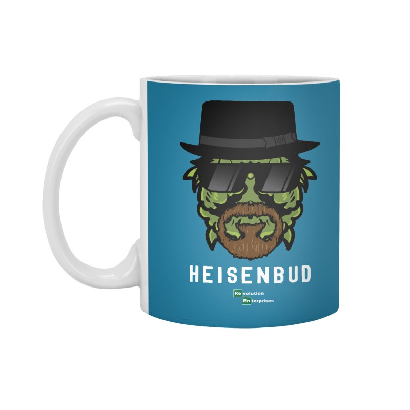 Heisenbud Accessories Standard Mug by RevolutionTradingCo
