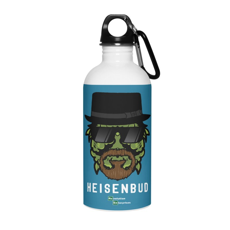 Heisenbud Accessories Water Bottle by RevolutionTradingCo