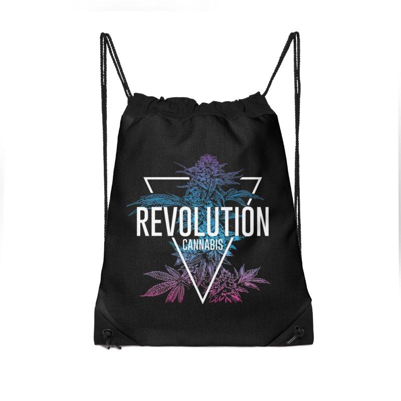 Geo Cola Accessories Drawstring Bag Bag by RevolutionTradingCo