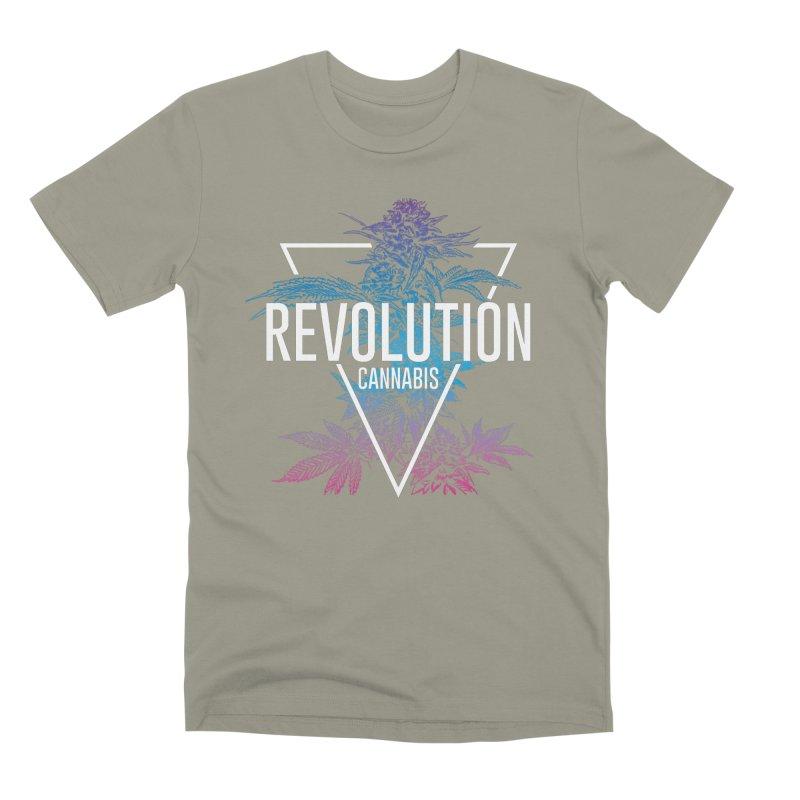 Geo Cola Men's Premium T-Shirt by RevolutionTradingCo