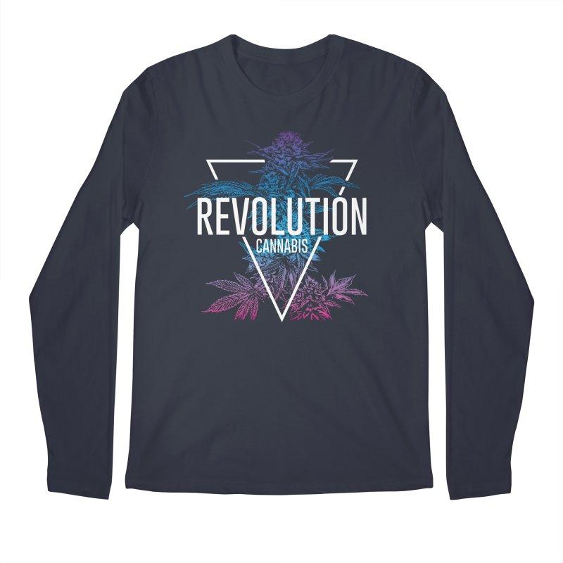Geo Cola Men's Regular Longsleeve T-Shirt by RevolutionTradingCo