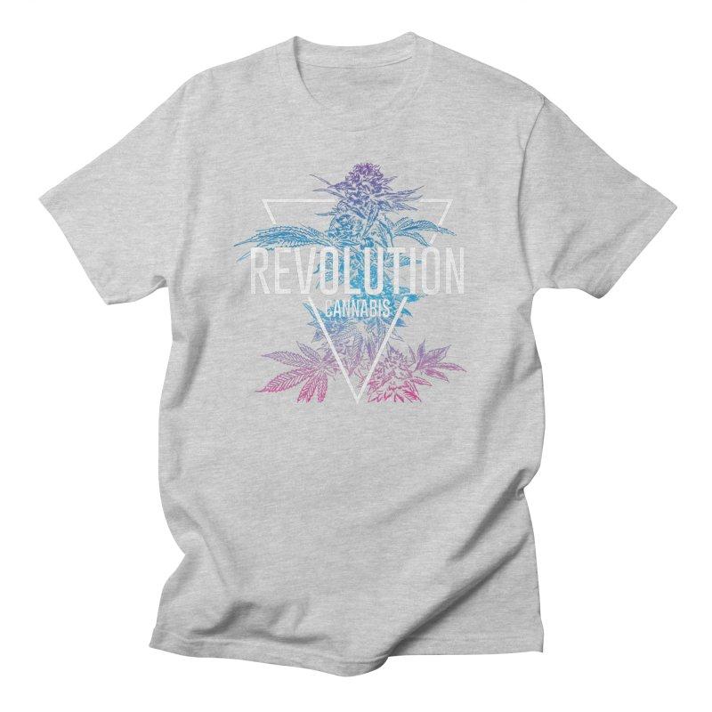 Geo Cola Men's Regular T-Shirt by RevolutionTradingCo