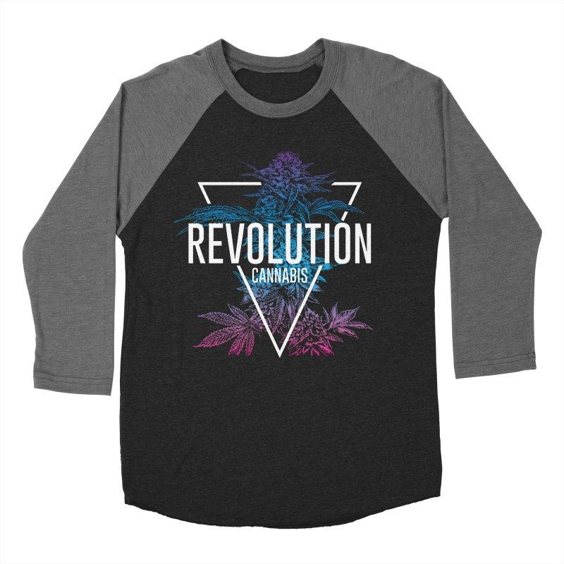 Geo Cola Women's Baseball Triblend Longsleeve T-Shirt by RevolutionTradingCo