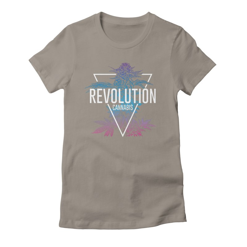 Geo Cola Women's Fitted T-Shirt by RevolutionTradingCo