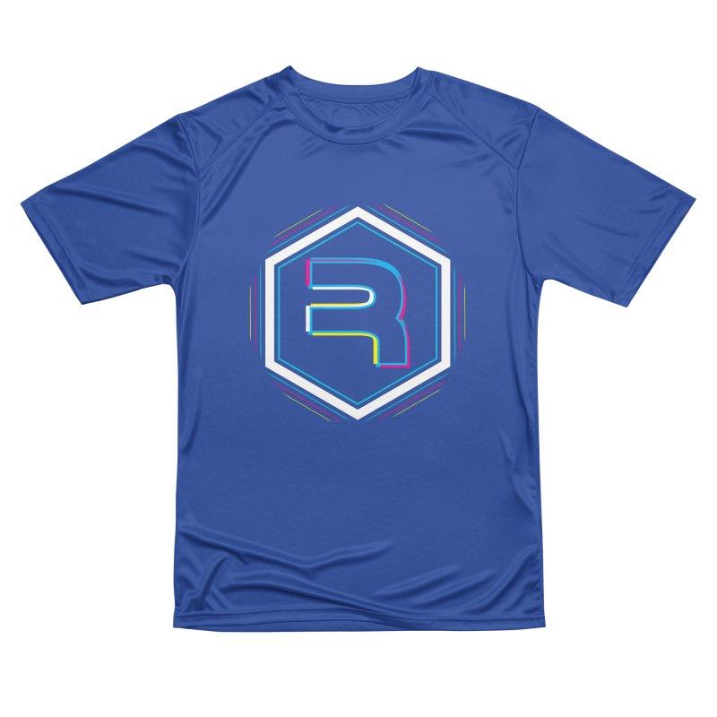 Rev Vibes Men's Performance T-Shirt by RevolutionTradingCo