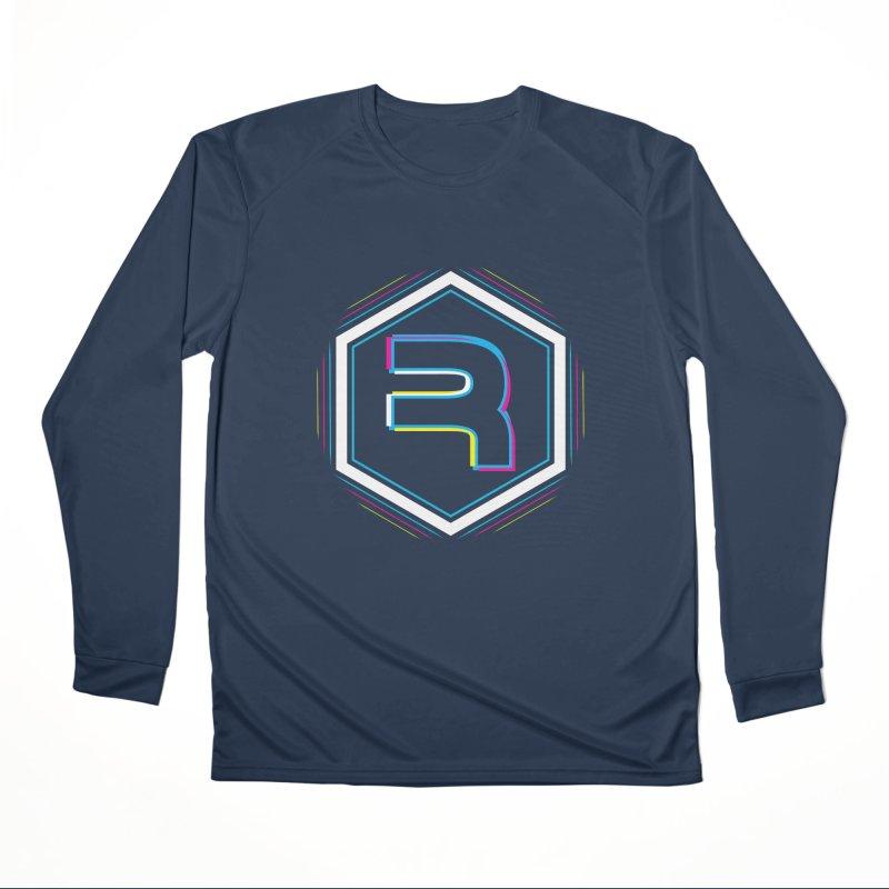 Rev Vibes Men's Performance Longsleeve T-Shirt by RevolutionTradingCo