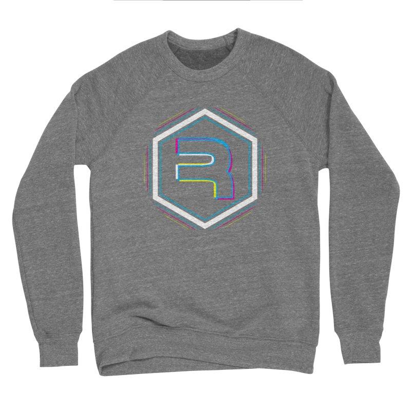 Rev Vibes Women's Sponge Fleece Sweatshirt by RevolutionTradingCo