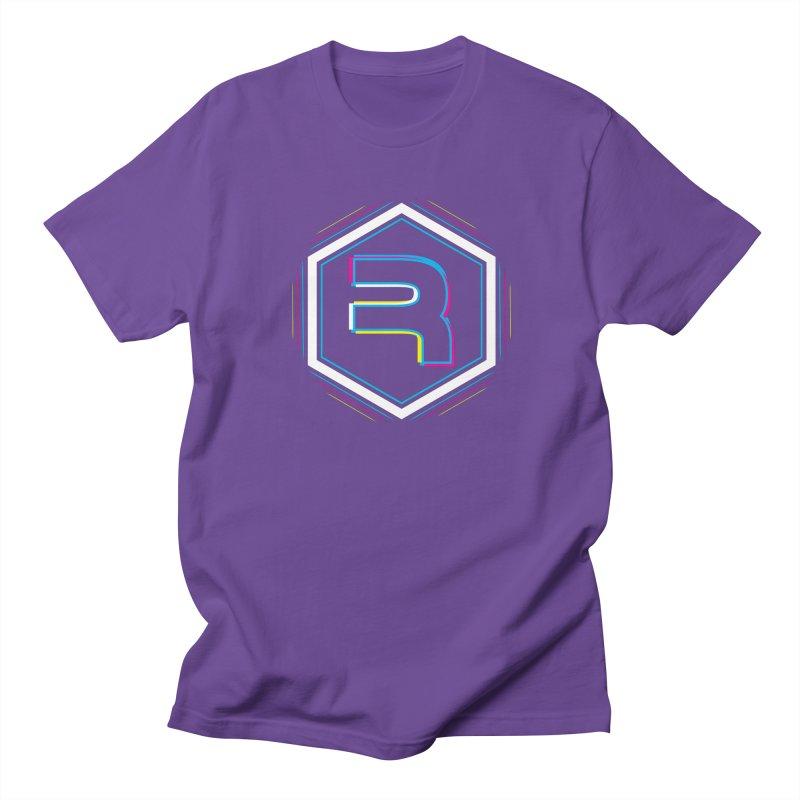 Rev Vibes Men's Regular T-Shirt by RevolutionTradingCo