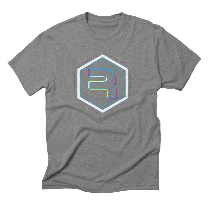 Rev Vibes Men's Triblend T-Shirt by RevolutionTradingCo