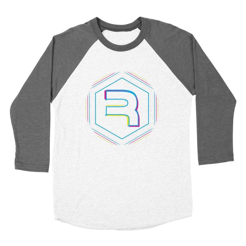 Rev Vibes Men's Baseball Triblend Longsleeve T-Shirt by RevolutionTradingCo