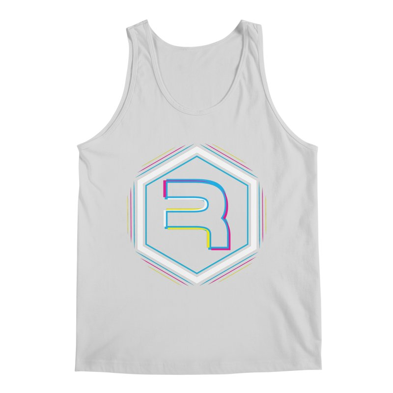 Rev Vibes Men's Regular Tank by RevolutionTradingCo