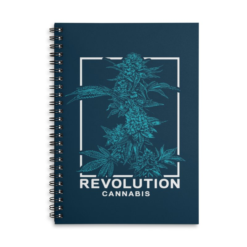 Revolution Cola Accessories Notebook by RevolutionTradingCo