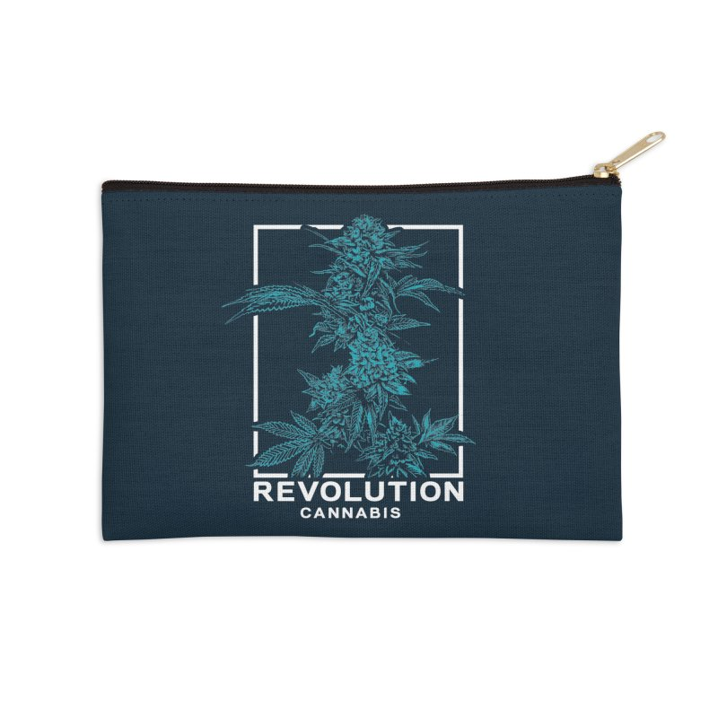 Revolution Cola Accessories Zip Pouch by RevolutionTradingCo