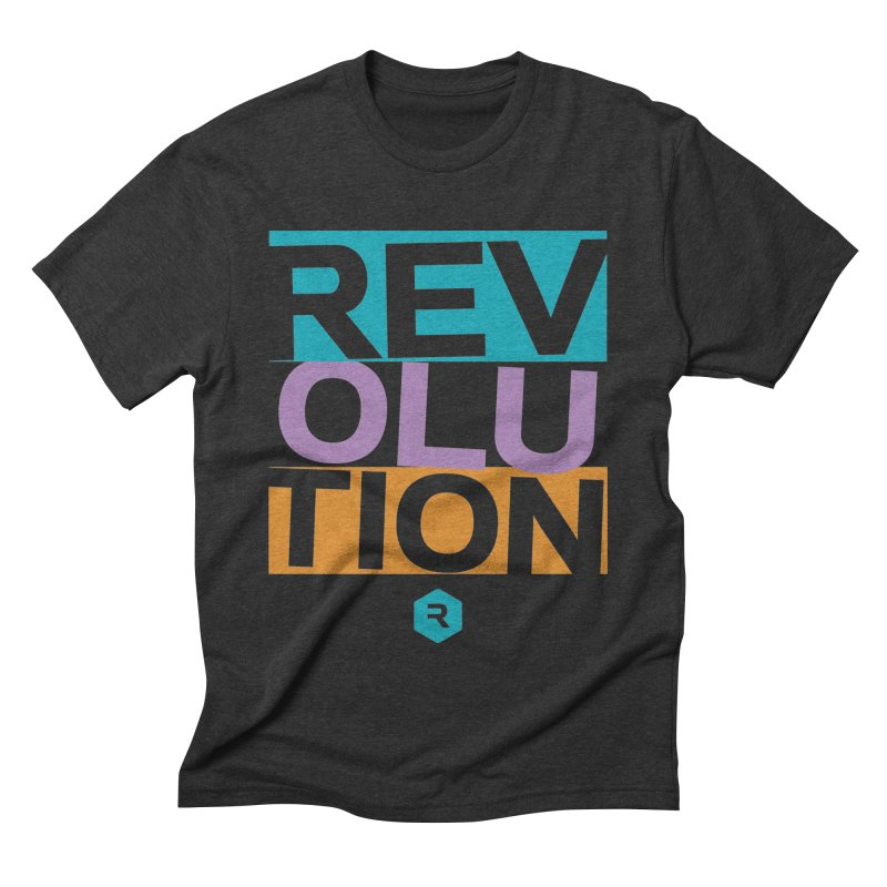 STACKED Men's T-Shirt by RevolutionTradingCo