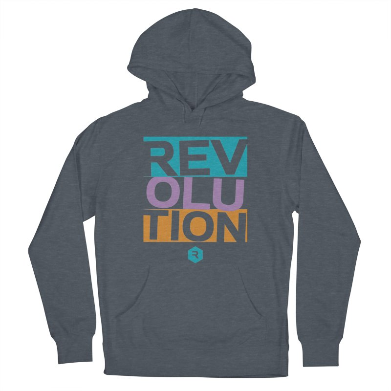 STACKED Women's Pullover Hoody by RevolutionTradingCo