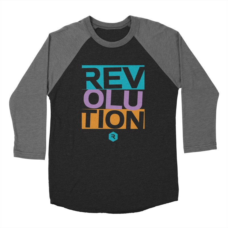 STACKED Women's Longsleeve T-Shirt by RevolutionTradingCo