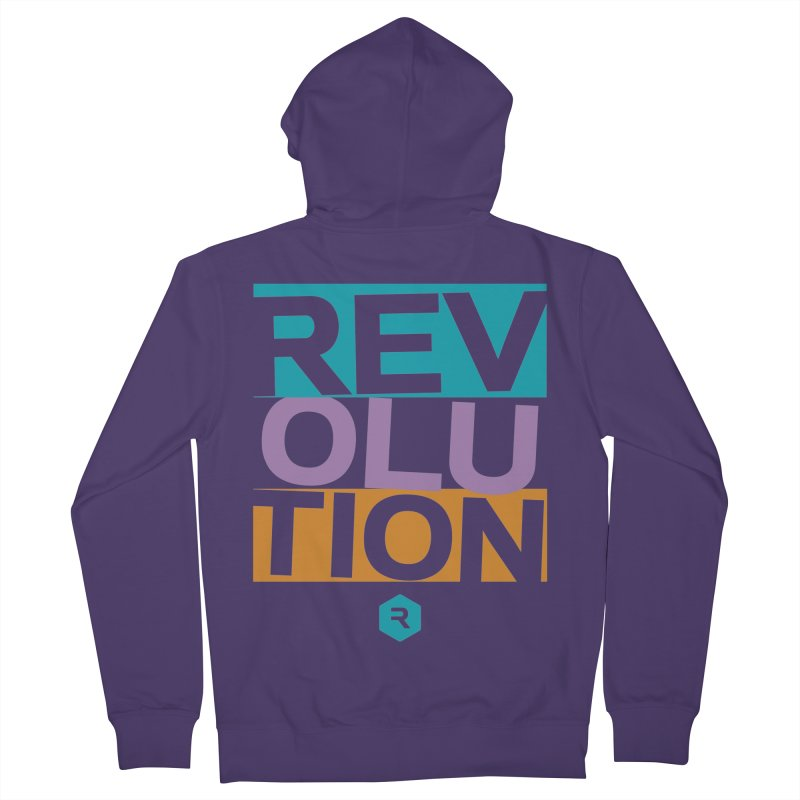STACKED Women's Zip-Up Hoody by RevolutionTradingCo