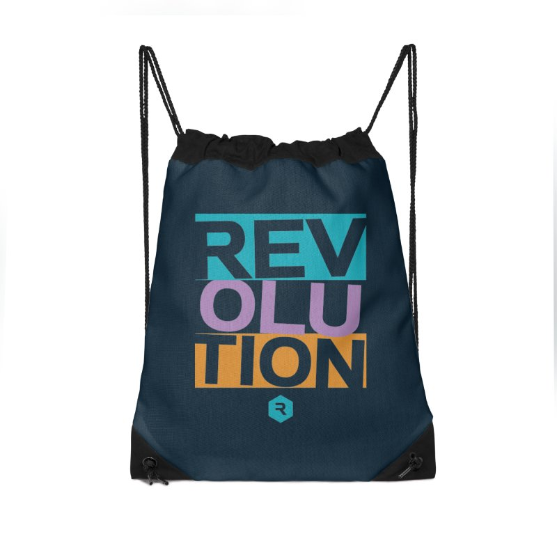 STACKED Accessories Bag by RevolutionTradingCo