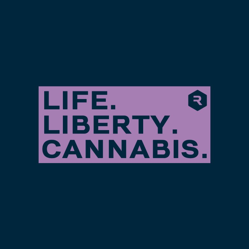 Life. Liberty. Cannabis. Women's T-Shirt by RevolutionTradingCo