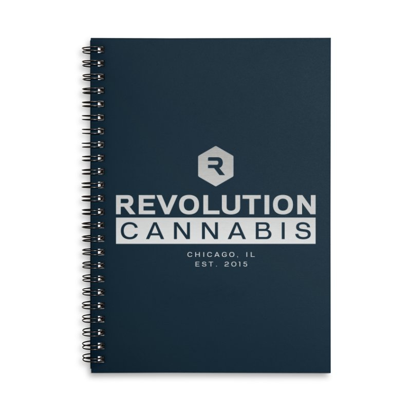 Established Accessories Notebook by RevolutionTradingCo