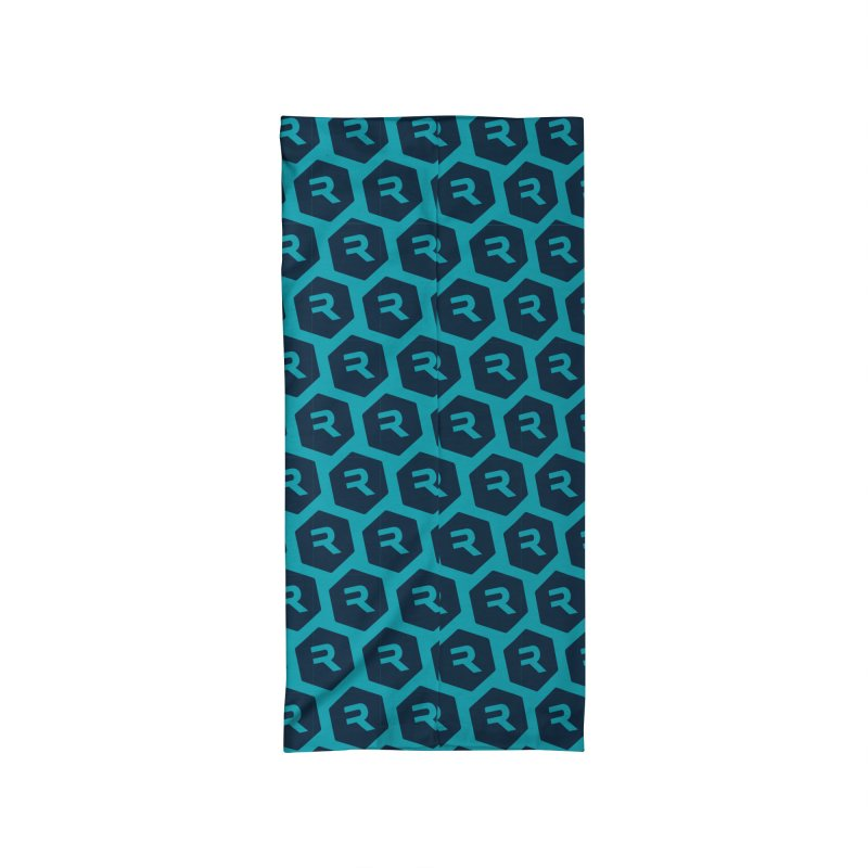 RevHex Gaiter Teal Accessories Neck Gaiter by RevolutionTradingCo