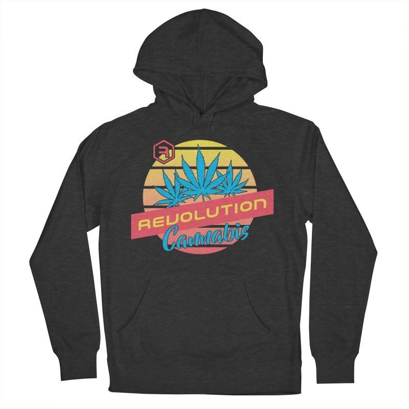 Revolution Sunset Women's French Terry Pullover Hoody by RevolutionTradingCo