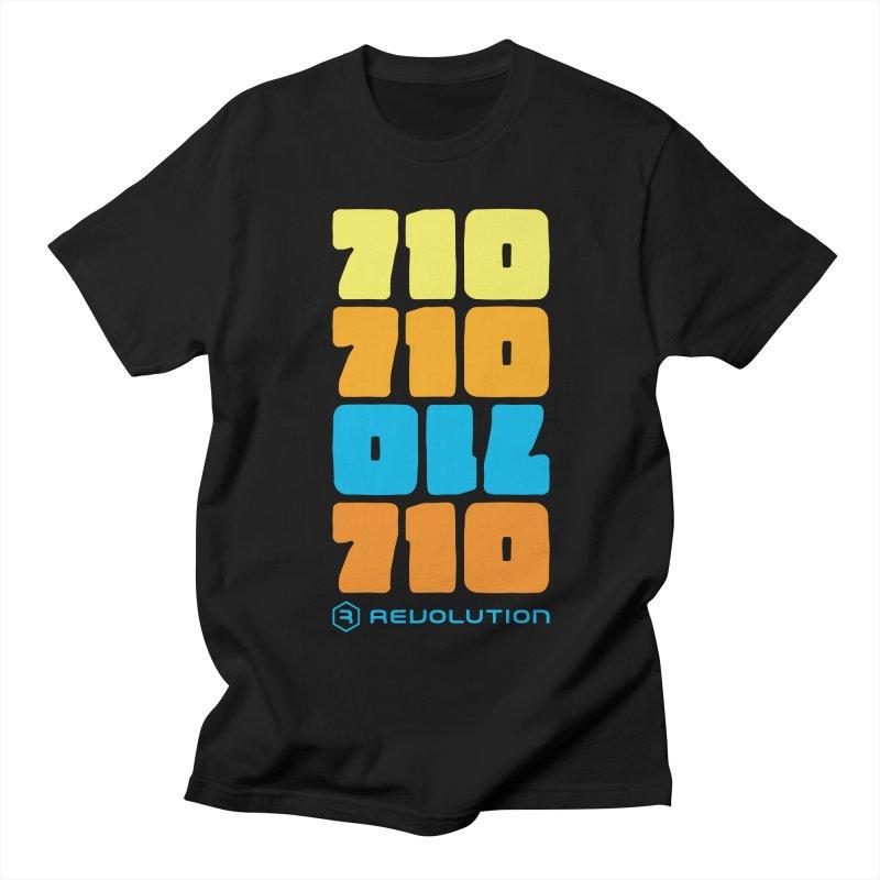 710 710 OIL 710 Men's Regular T-Shirt by RevolutionTradingCo