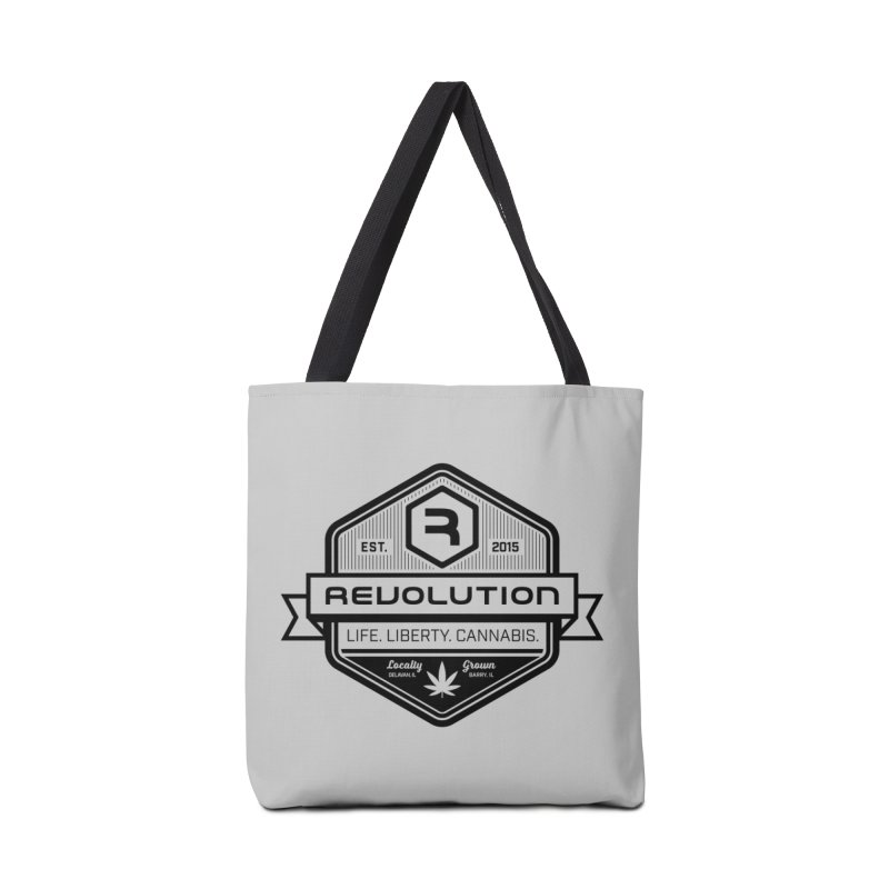 Locally Grown in Tote Bag by RevolutionTradingCo