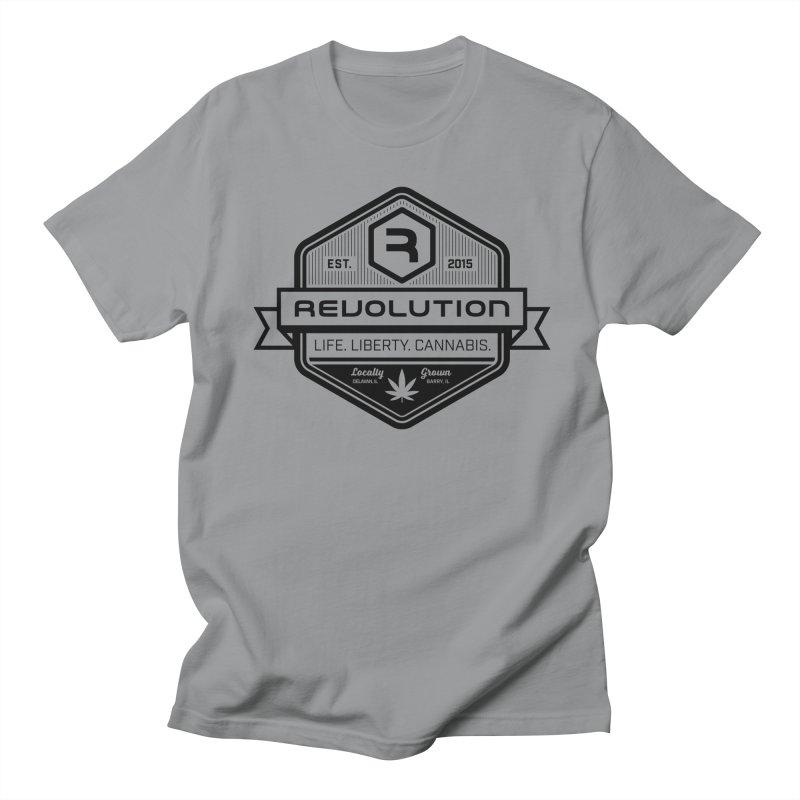 Locally Grown Men's Regular T-Shirt by RevolutionTradingCo