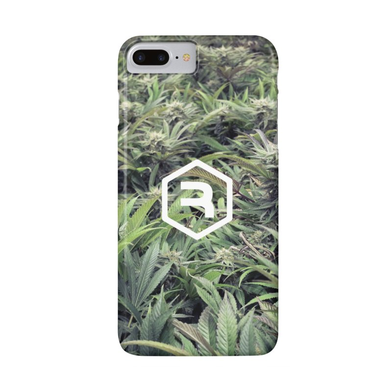 The Canopy in iPhone 7 Plus Phone Case Slim by RevolutionTradingCo