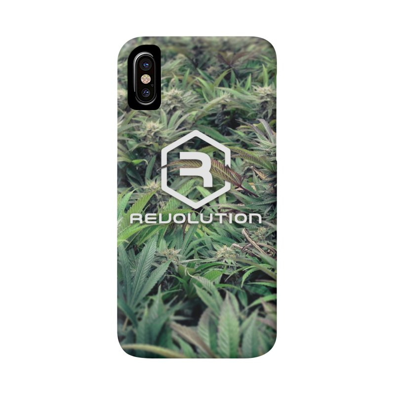 The Canopy in iPhone X / XS Phone Case Slim by RevolutionTradingCo