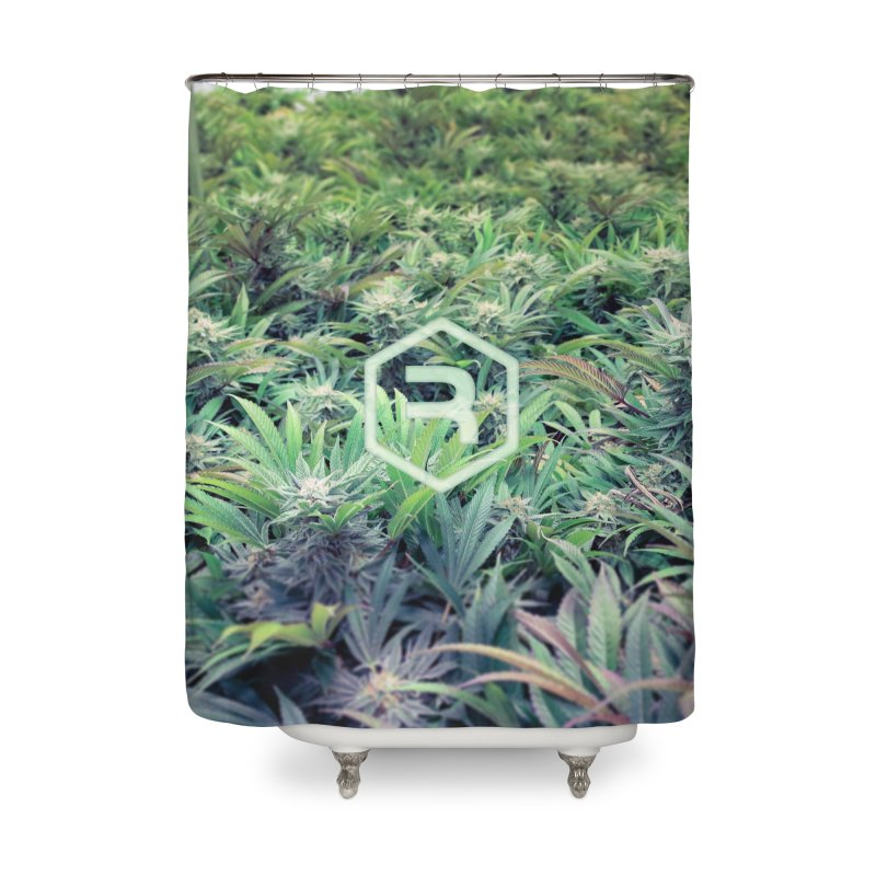 The Canopy Home Shower Curtain by RevolutionTradingCo