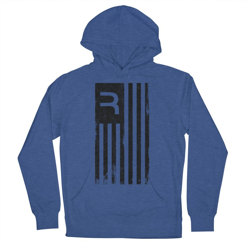American Cannabis Revolution Men's French Terry Pullover Hoody by RevolutionTradingCo
