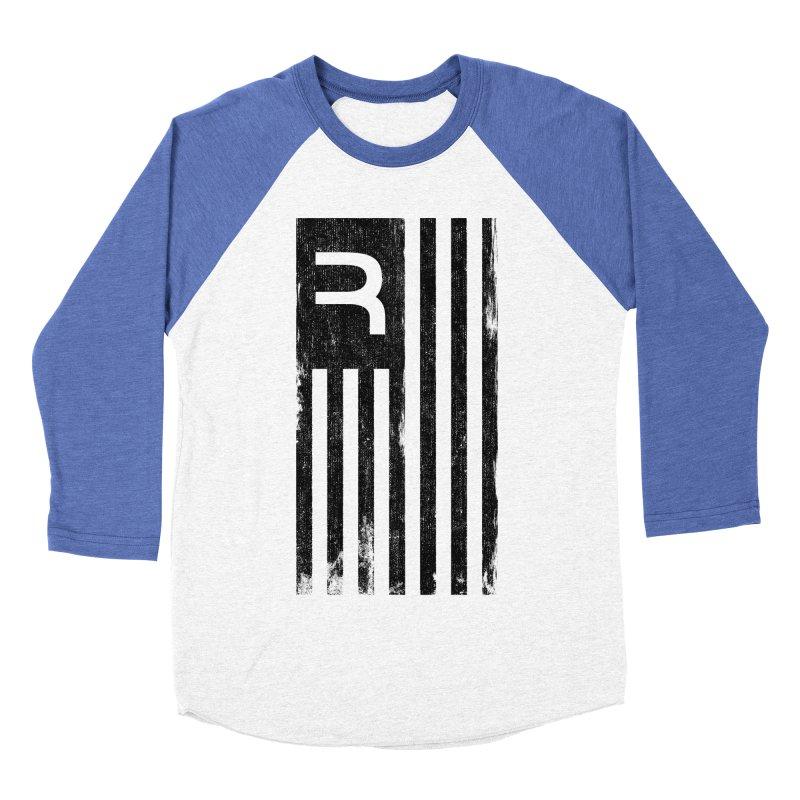American Cannabis Revolution Men's Baseball Triblend Longsleeve T-Shirt by RevolutionTradingCo