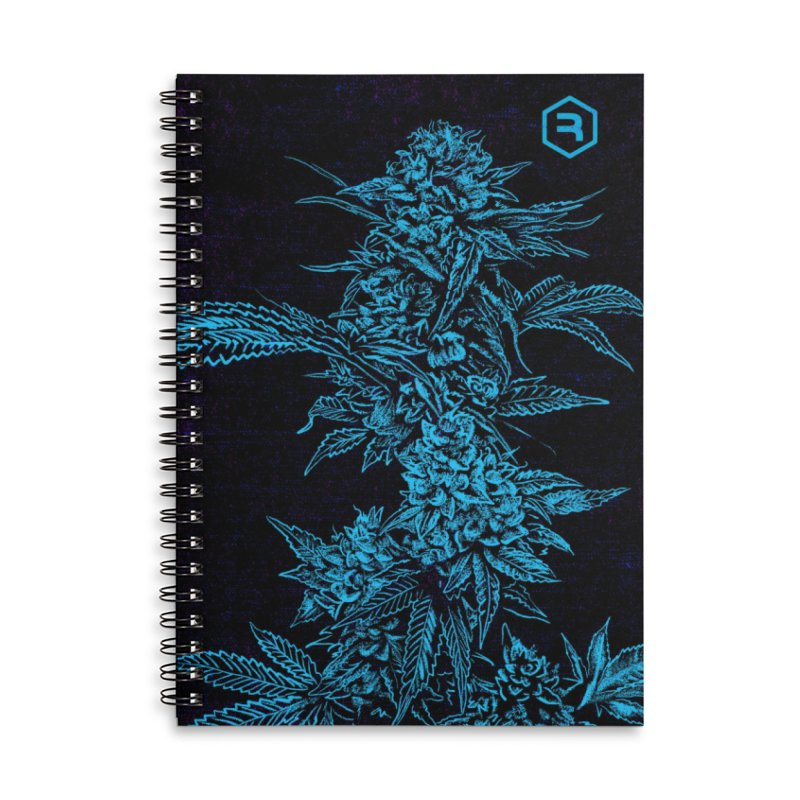 Climbing Cola in Lined Spiral Notebook by RevolutionTradingCo