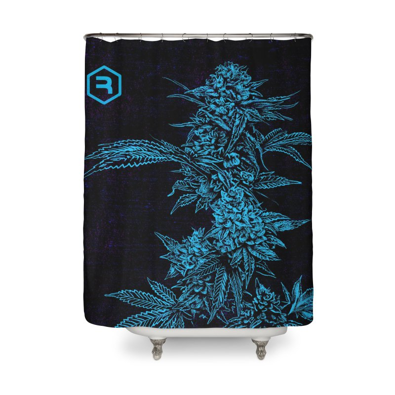 Climbing Cola in Shower Curtain by RevolutionTradingCo
