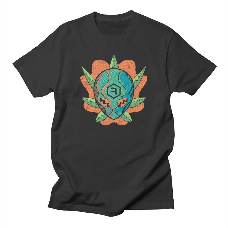 Alien Genetics in Men's Regular T-Shirt Smoke by RevolutionTradingCo