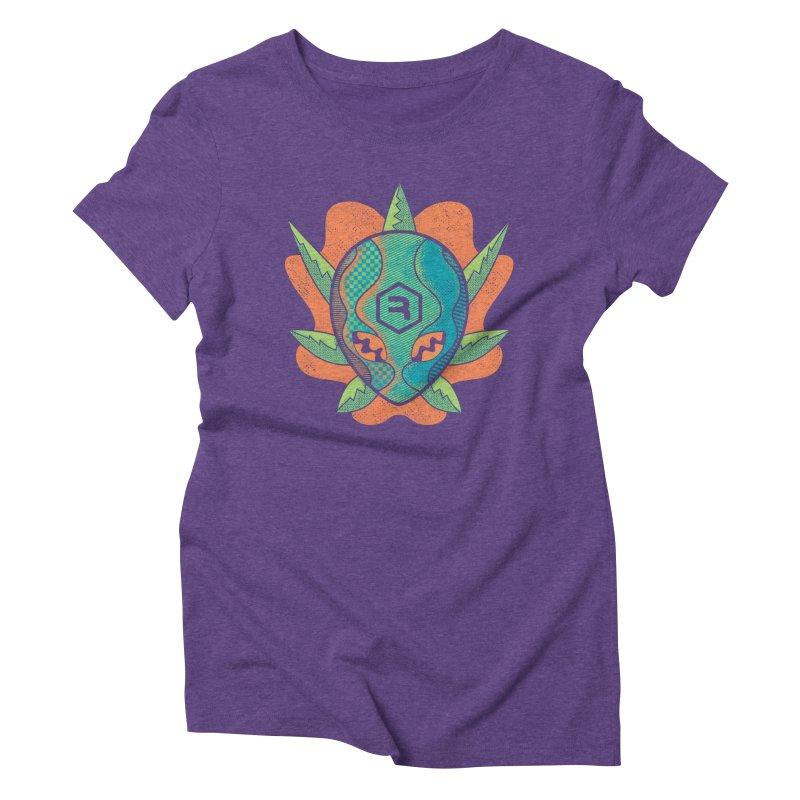 Alien Genetics Women's Triblend T-Shirt by RevolutionTradingCo