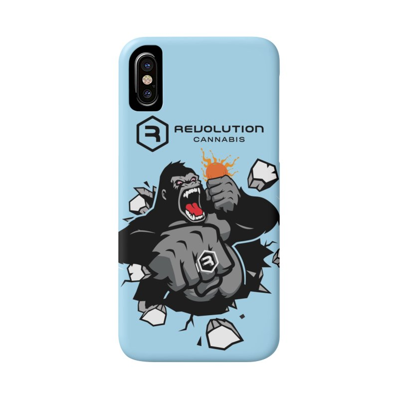 Gorilla Punch Accessories Phone Case by RevolutionTradingCo