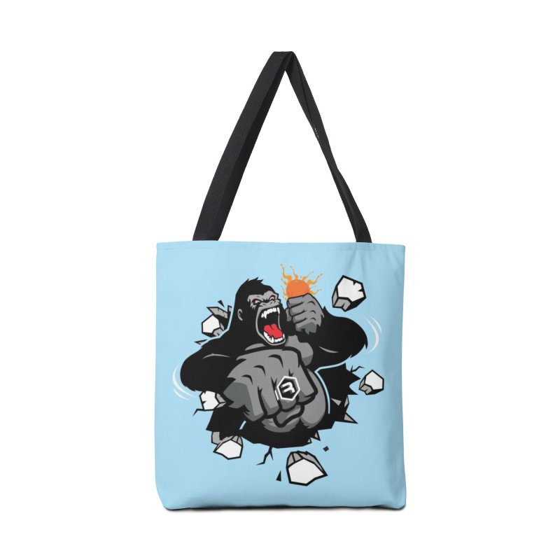 Gorilla Punch in Tote Bag by RevolutionTradingCo